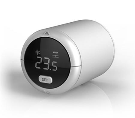 Radiator termostat zigbee